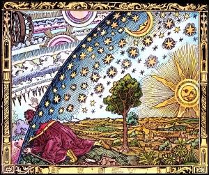 Flammarion engraving