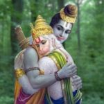Rama-embracing-Hanuman